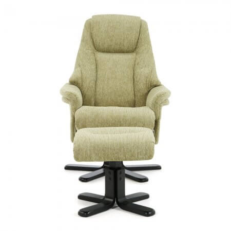 Langkawi Recliner with Footstool