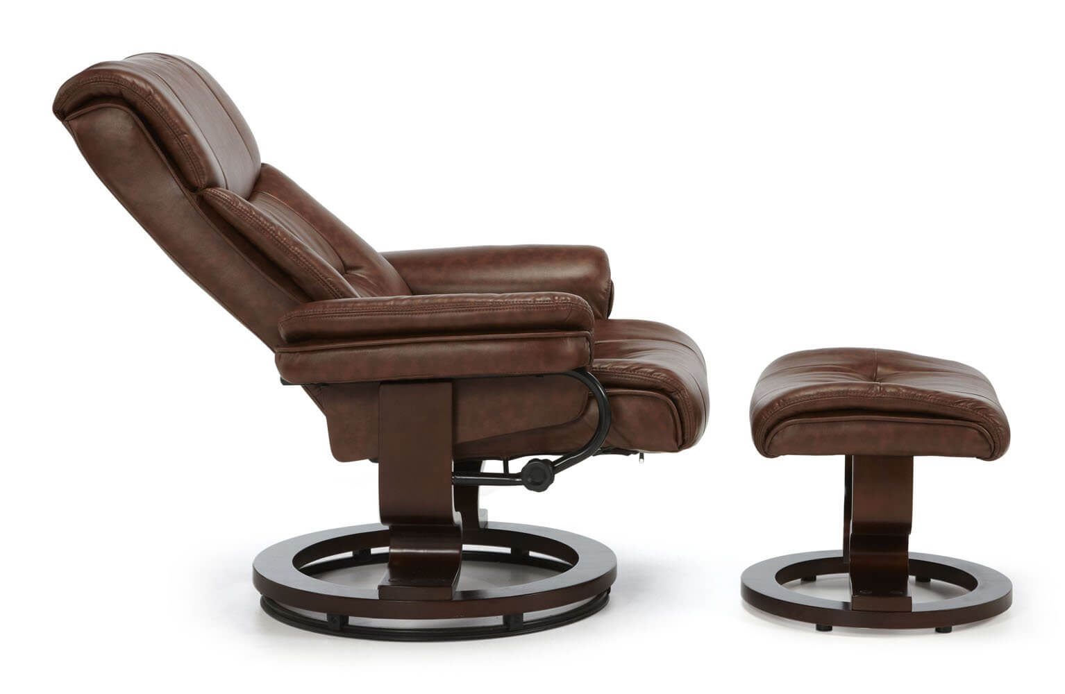 Fiji Faux Leather Recliner Free Delivery 12 Months