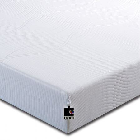 Breasley Uno Vitality Mattress with Adaptive and Fresche technology