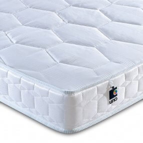 Breasley Uno Deluxe Mattress with Hycare Technology