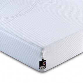 Breasley Uno Revive Mattress with Adaptive and Fresche technology