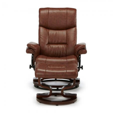 Fiji Recliner with Footstool
