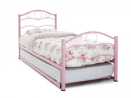 Diana Bed And Guest Bed