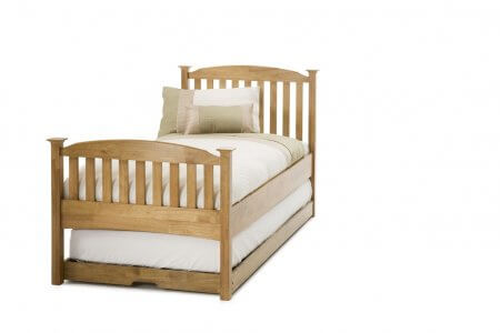 Ellie High Foot End Bed And Guest Bed