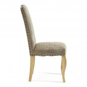 Darwin Dining Chair with Oak Legs