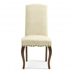 Darwin Dining Chair With Walnut Legs