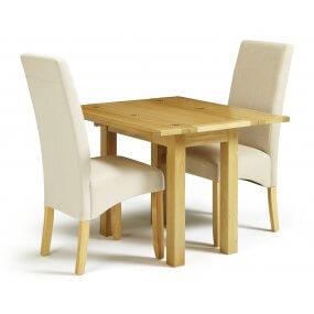 Mildura Extended and San DIego Fabric Dining Set