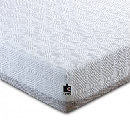 Breasley Uno Memory Pocket 2000 Mattress with Adaptive