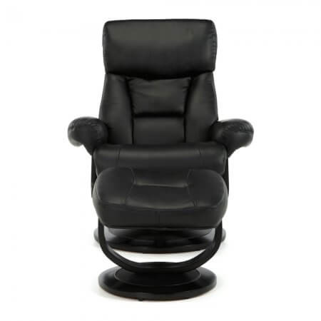 Seychelles Recliner with Footstool