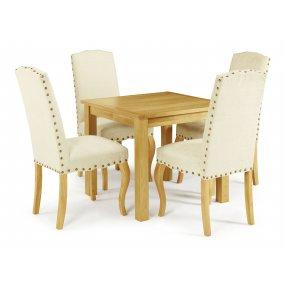Geraldton and Darwin Fabric Dining Set
