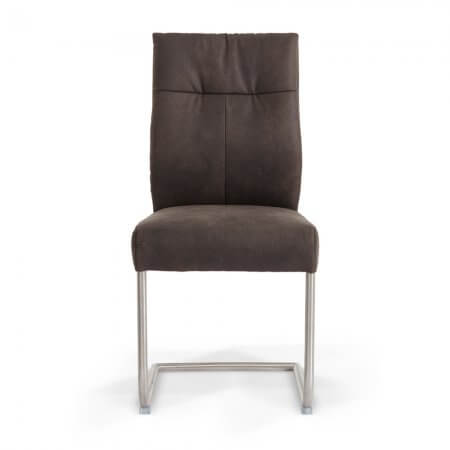Campbell Faux Leather Dining Chair