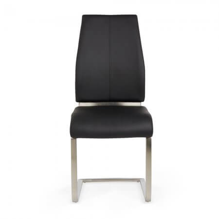 Giovanni Faux Leather Dining Chair