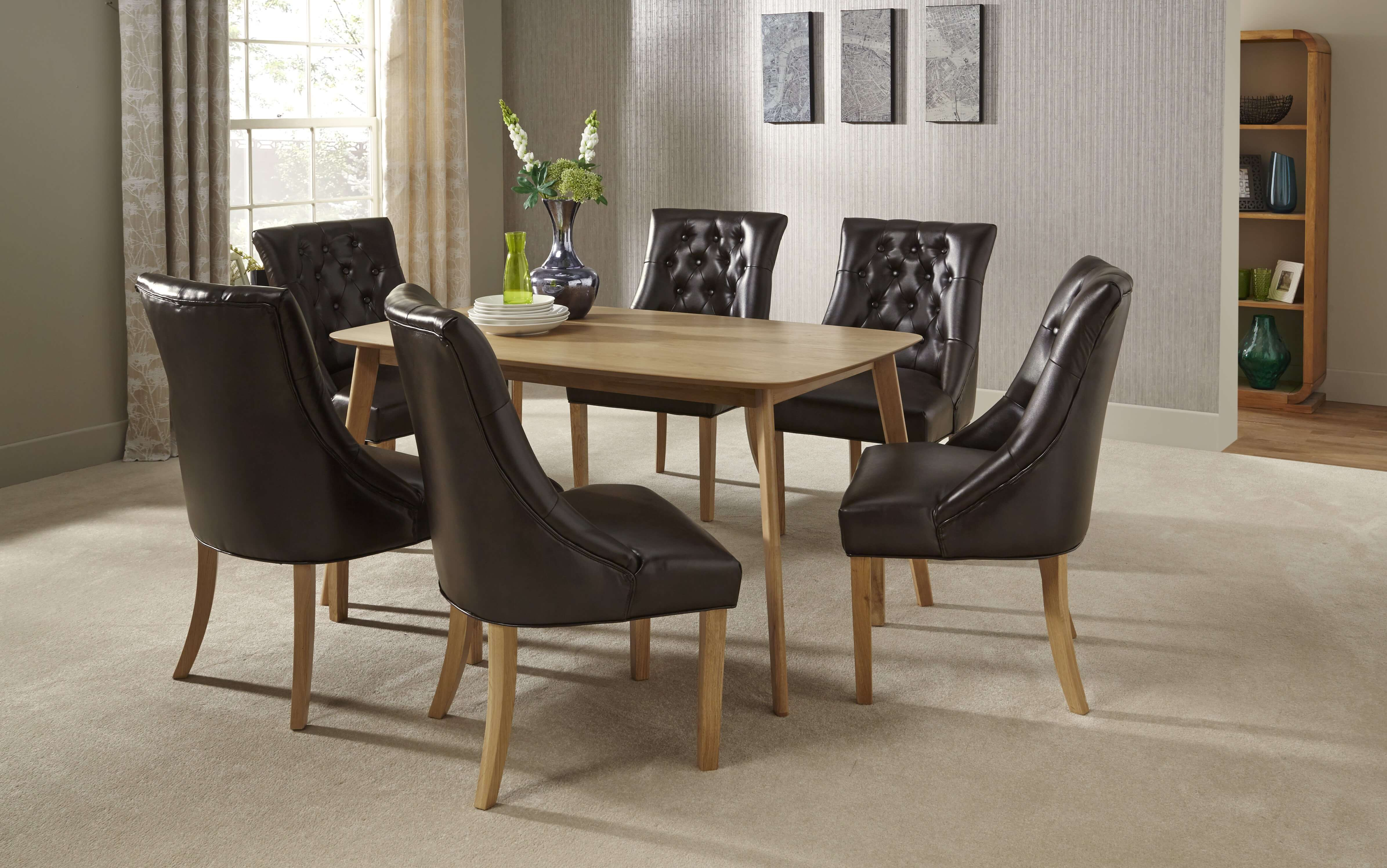 Hobart bonded leather chair free delivery months