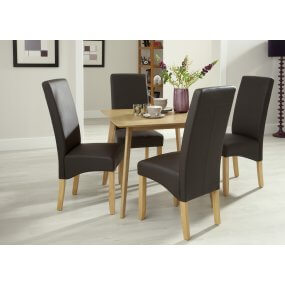 Sorrell and San Diego Faux Dining Set