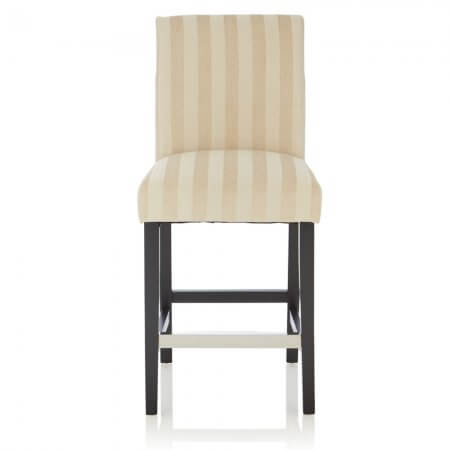 Nathan Black Leg Bar Stool