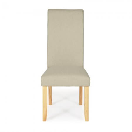 Melbourne Archer Dining Chair with Oak Legs