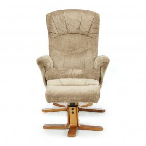Capri Recliner with Footstool