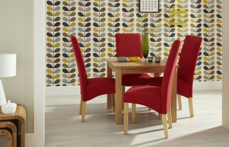 Geraldton and San Diego Fabric Dining Set