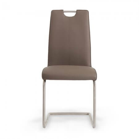 Chamberlain Faux Leather Dining Chair