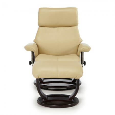 Maldives Recliner with Footstool