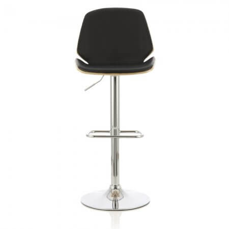 Cristiano Oak Bar Stool