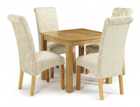 Geraldton and Melbourne Floral Dining Set