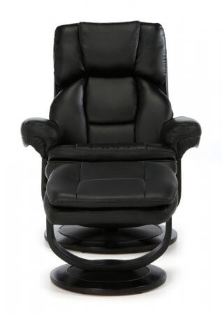 Mauritius Recliner Chair with Footstool