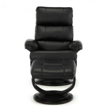 Aruba Recliner with Footstool
