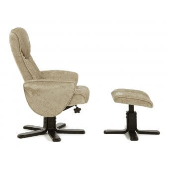 Antigua Massage Recliner with Footstool