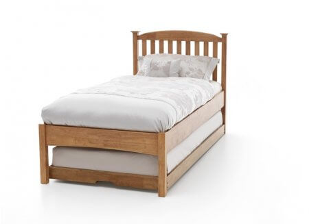 Ellie Low Foot End Bed And Guest Bed