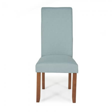 Melbourne Archer Dining Chair with Walnut Legs
