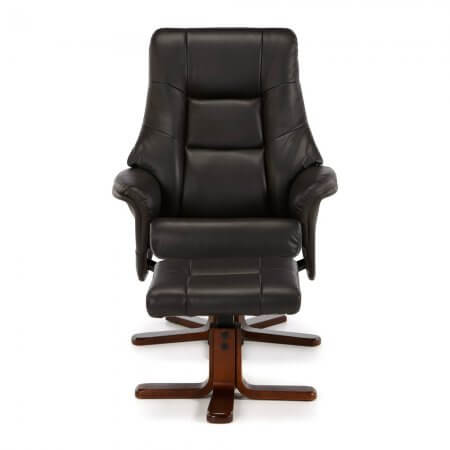 Santorini Recliner with Footstool