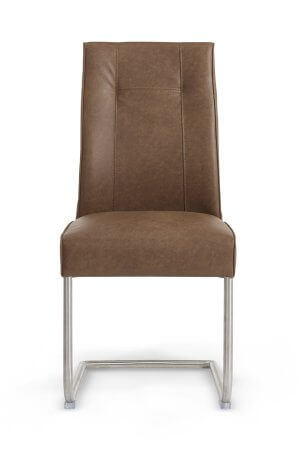 Boulton Faux Leather Dining Chair