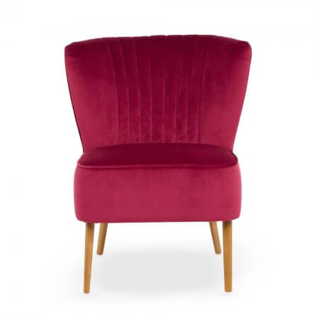 Bordeaux Chair with Footstool