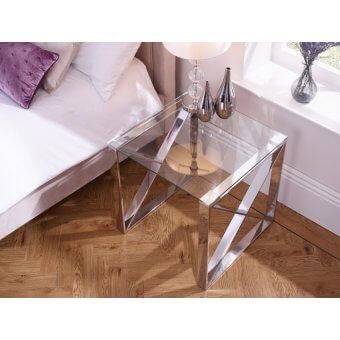 Eliza Lamp Table