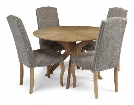 Rockhampton and Darwin Fabric Dining Set