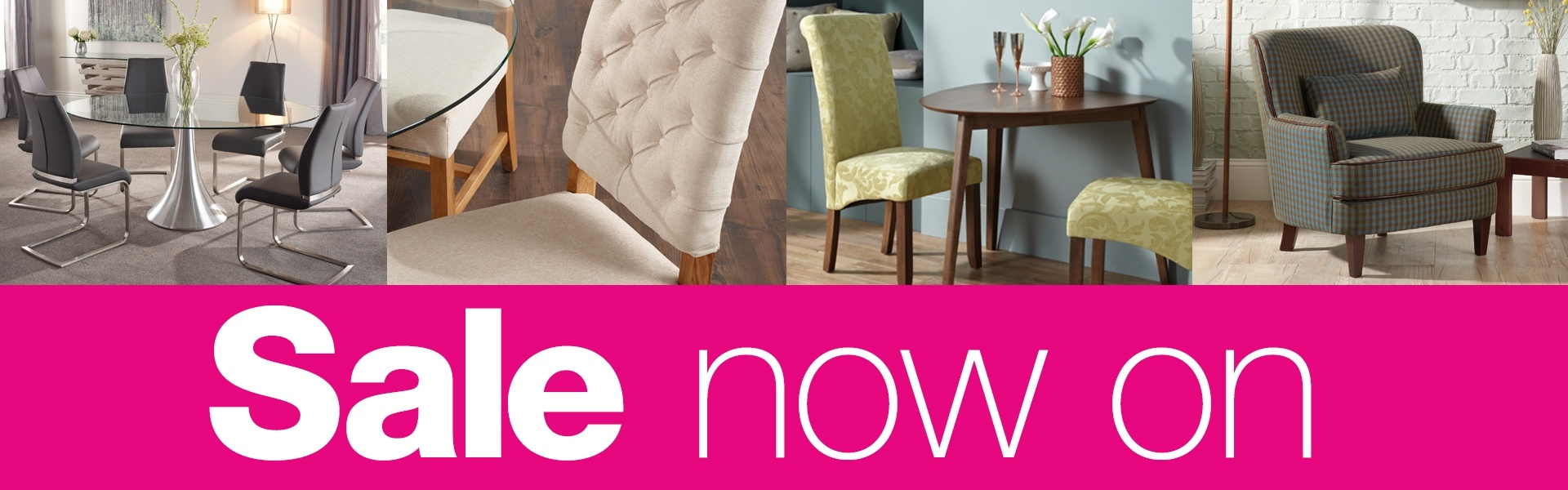 Furnish Your Home - Sale Now On