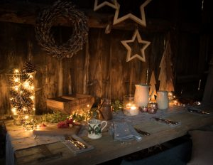 Guest blog: Styling a Rustic Christmas by Samantha Theakstone