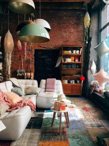 How to make a studio apartment into a home