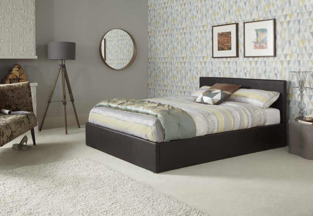 Storage bed from Furnish Your Home