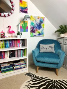 Guest blog: Styling Ideas for Children's Bedrooms by Lynne Lambourne