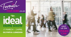 WIN tickets for the Ideal Home Show!