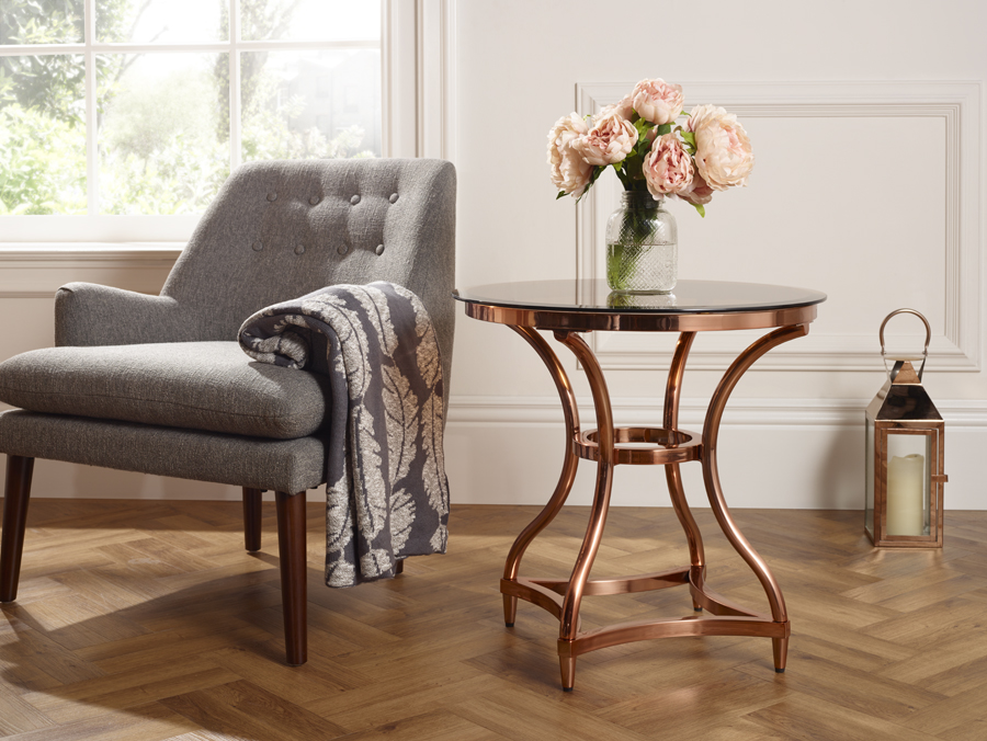 Layla Lamp Table