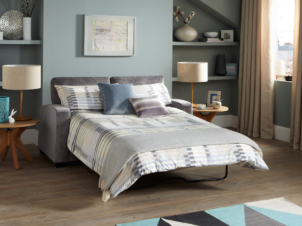 Winnie grey best sofa bed