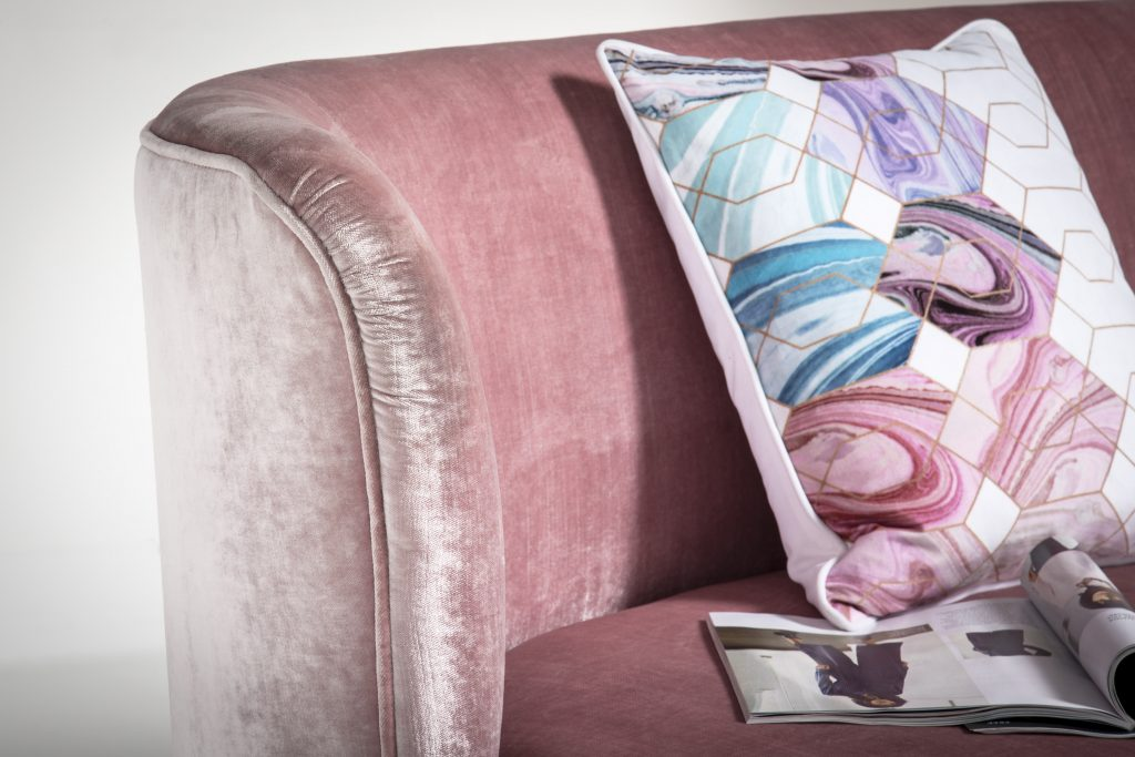 Lady Penelope two seater sofa