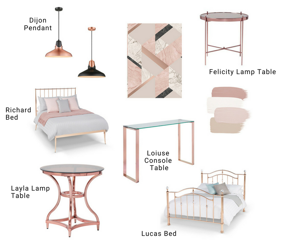 All things rose gold