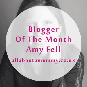 Blogger Of The Month: Amy Fell